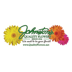 Johnston's Quality Flowers Inc. - logo