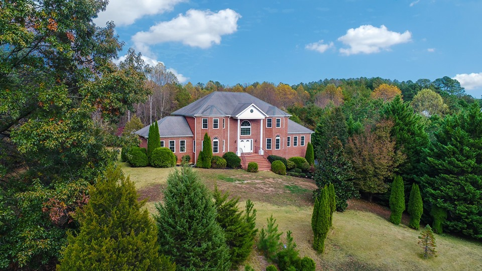 commercial aerial photography Virginia