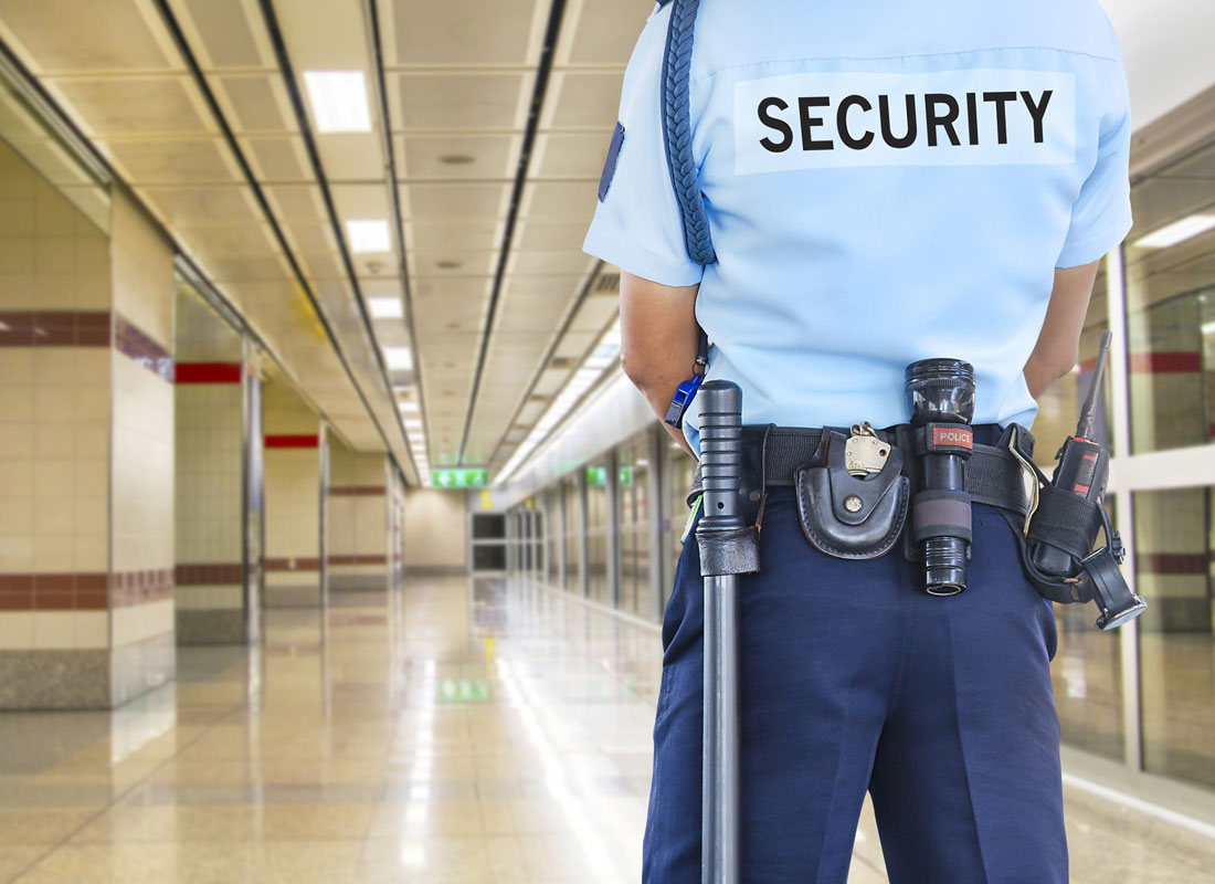 security guard maryland