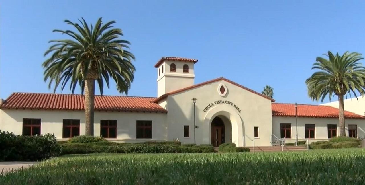 City of Chula Vista - City Hall 4.6 miles to the west of Chula Vista dentist Perfect Smiles California