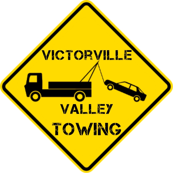 Victorville Valley Towing Logo