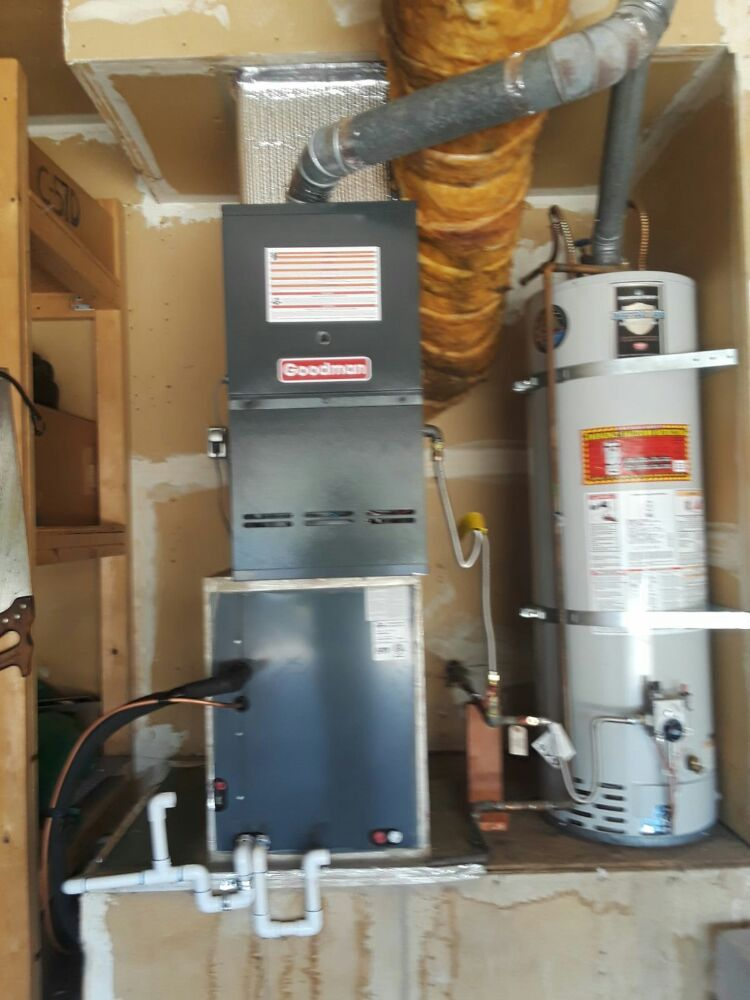 Heating equipment Installation in The East Bay Area