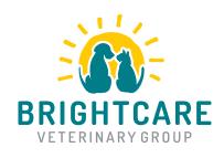 brightcarevet logo