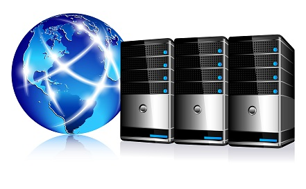 website hosting and domain name image