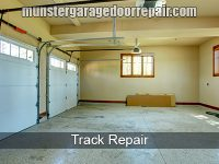 garage-door-Track-Repair-munster