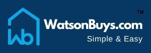 Watson Buys Logo Simple and Easy