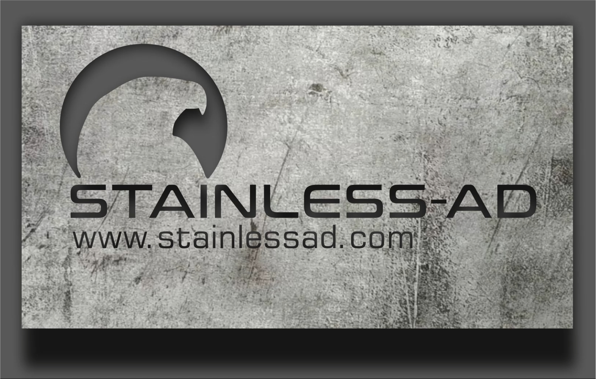 STAINLESS AD 001