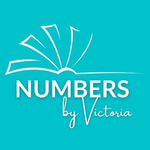 NUMBERS BY VICTORIA