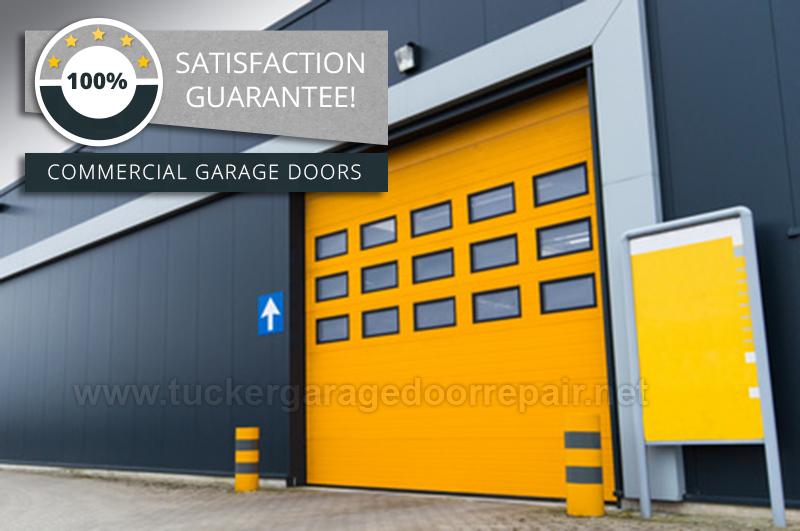 Tucker-Commercial-Garage-Doors