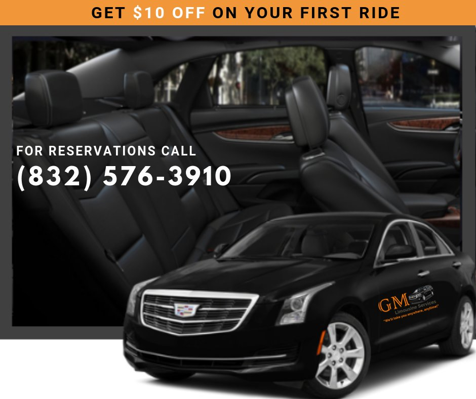 holiday limousine service Houston