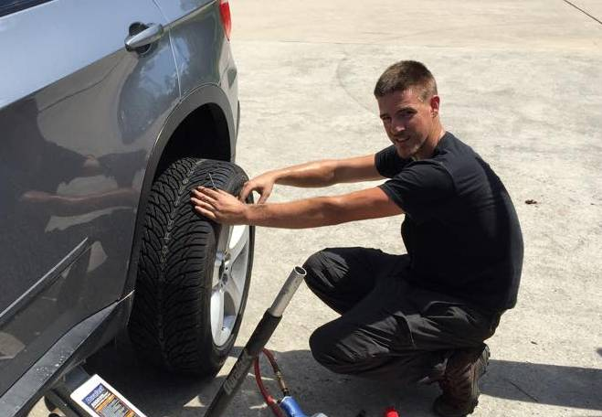 tire replacement alpha