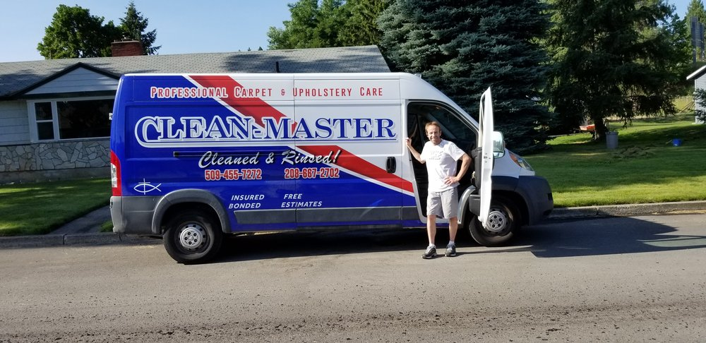carpet cleaning in Coeur d'Alene