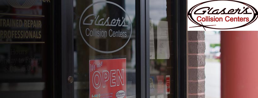 Glasers Collision banner 2