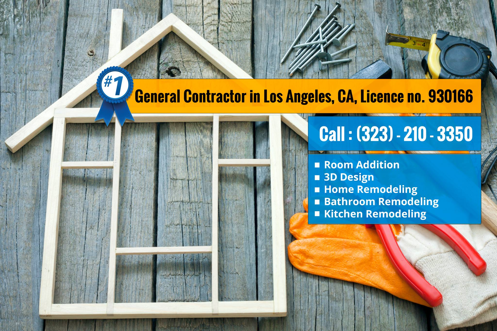 Remodeling Contractor Los Angeles