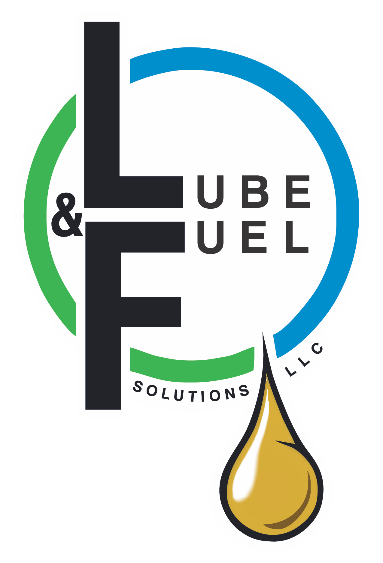 lube and fuel logo