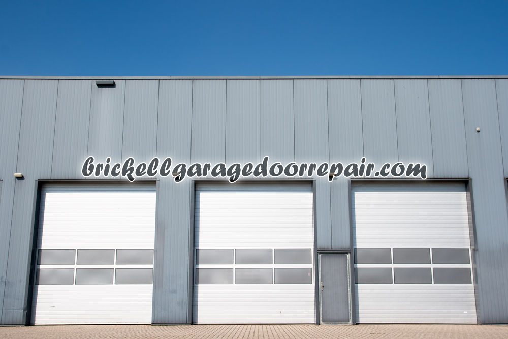 Brickell-commercial-garage-doors