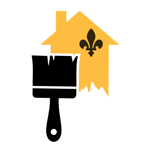 new orleans house painters logo