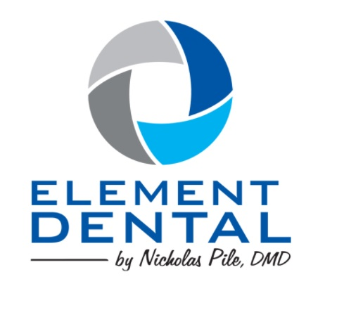 Logo Element Dental by Nicholas Pile, DMD