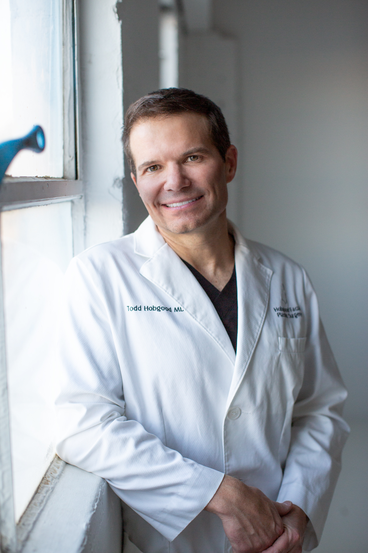 Double Board Certified Plastic Surgeon Dr. Todd Hobgood