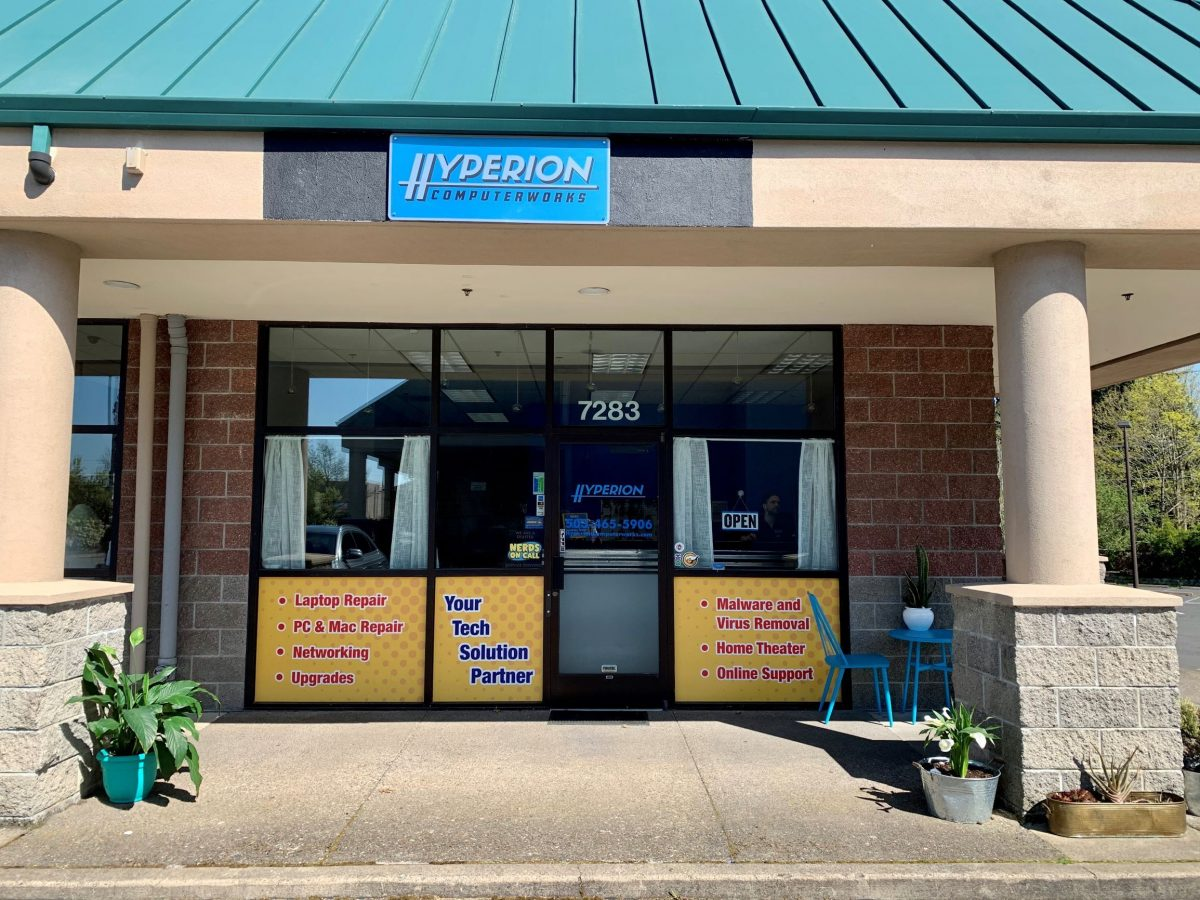 Hyperion Store Front