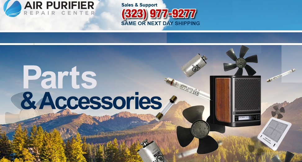 Air purifiers parts