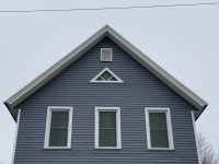 Your Home Will Look As Good As New, Call Now For Siding And Window Installation.