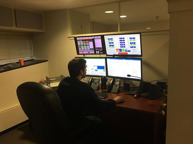 Train dispatching Services
