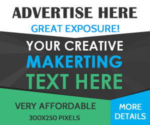 Banner - Advertise with us